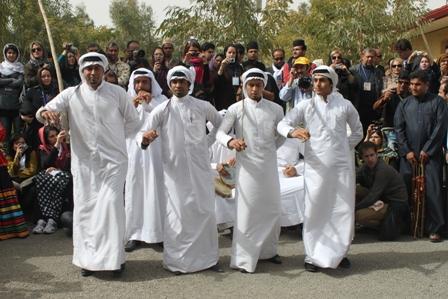 آهنگ عربی برای رقص