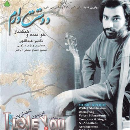 آهنگ ناصر عبداللهی دوستت دارم