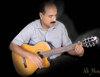 آهنگ چراغ خونه زنه علی موسی زاده