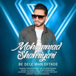 آهنگ محمد شهریاری به دل من افتاده