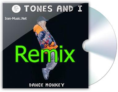 آهنگ جدید دنس مانکی Tones and I