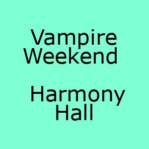 آهنگ جدید Harmony Hall Vampire Weekend