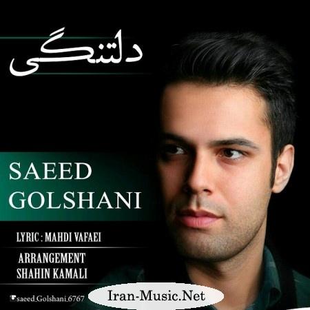 دانلود آهنگ دلتنگی از سعید گلشنی
