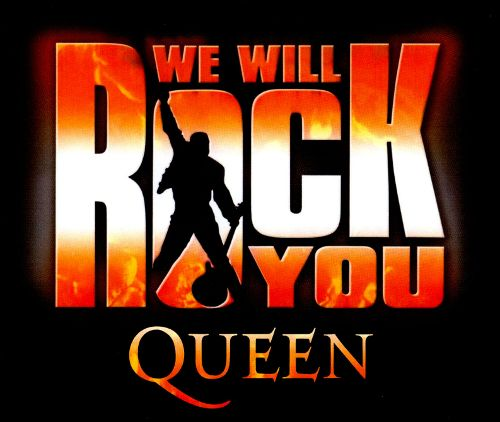 اهنگ we will rock you Queen