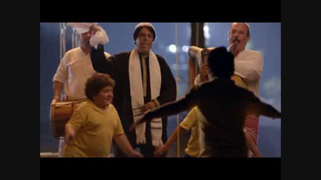 آهنگ بندری محمود جهان در فیلم شانس عشق تصادف
