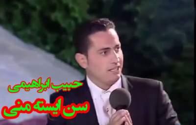 آهنگ ترکی شاد تکی سن ایسته منی از حبیب ابراهیمی