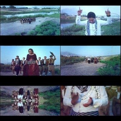 آهنگ بهمن خدادادی به نام لرزه لرزه