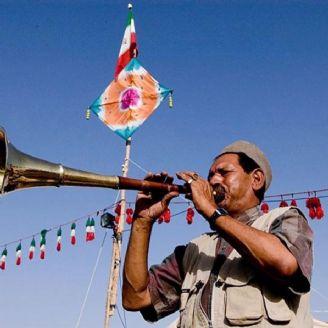 آهنگ گل سيب محلی شیرازی