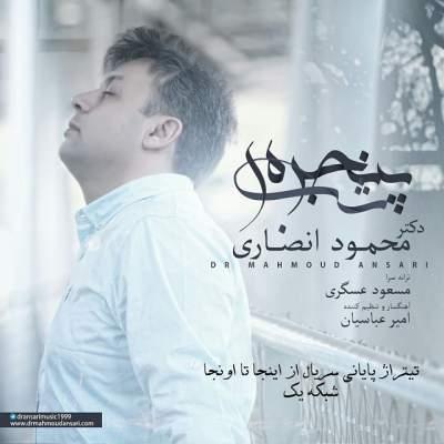 دانلود آهنگ جدید دکتر محمود انصاری به نام مرهم ناب