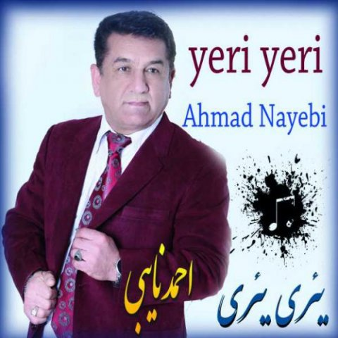 آهنگ یری یری منده گلیم دالینجا از احمد نایینی